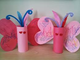valentine toilet paper roll crafts image collections craft