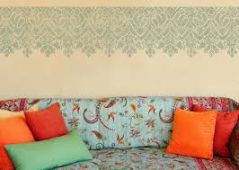 wall stencils for bedrooms design stencils for walls cool modern wallpaper design for easy