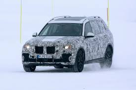 2018 bmw x7 latest spy shots gtspirit