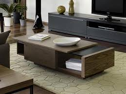 Contemporary Coffee Table Contemporary Coffee Table With Storage Square Multifunctional