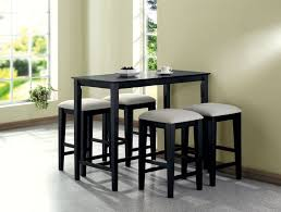 bar stools small bistro table indoor counter height table with
