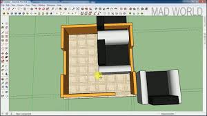sketchup tutorial 3d warehouse how to get 3d model