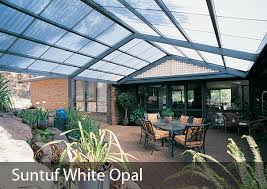 Clear Patio Roofing Materials Suntuf Corrugated Polycarbonate Palram Americas