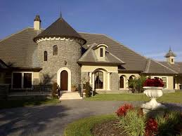 chateau style house plans small chateau house plans
