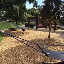 kids in adelaide play bonython park playground