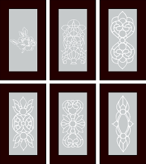 100 etched glass designs for kitchen cabinets gharexpert