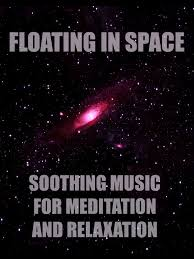 amazon com floating in space soothing music for meditation and