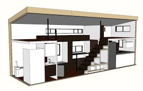 Home Design Using Sketchup Tiny House Plans Home Architectural Plans