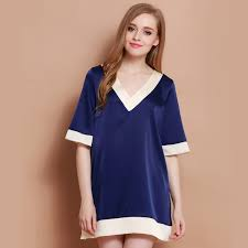 compare prices on blue nightwear night dresses online