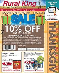 black friday store coupons rural king black friday 2015 ads and sales slickguns gun deals