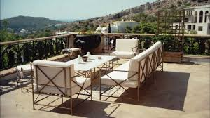 Wrought Iron Patio Chairs Costco Patio Amazing Metal Patio Furniture Sets Retro Metal Patio