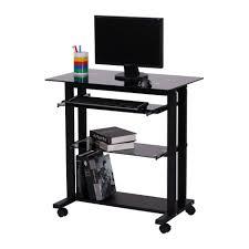 Movable Computer Desk Buy Computer Table Online Mobile Standing Laptop Desk Big Computer