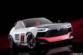 nissan z next gen nissan z sports car and idx could become one gtspirit