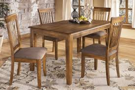 loon peak kaiser point 5 piece dining set u0026 reviews wayfair