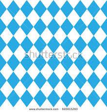 seamless argyle pattern shades blue white stock vector 573342499
