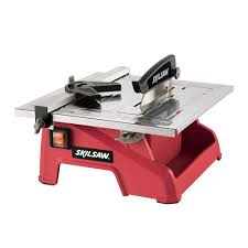 skil 4 2 amp corded 7 in wet tile saw 3540 02 the home depot