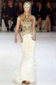 Alexander Mcqueen Wedding Dresses Sarah Burton For Alexander Mcqueen Regal Wedding Dress