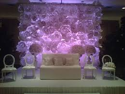 wedding wall decoration ideas 1000 images about wedding decor