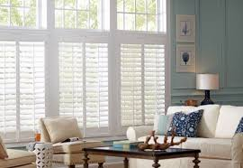 Shutters For Inside Windows Decorating Plantation Shutters At The Home Depot