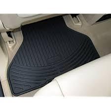 bmw 325i floor mats 2006 amazon com bmw all weather rear rubber floor mats 323 325 328 330