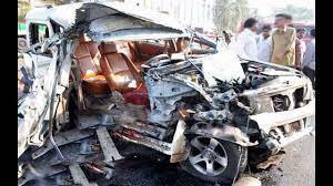 indian car mahindra latest car accident of mahindra scorpio in india road crash