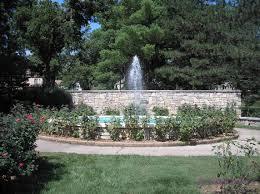 helen cuddy memorial rose garden fountain hunting fountains in