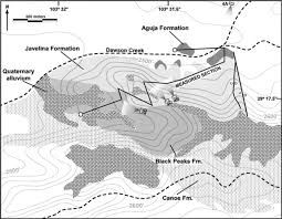 Big Bend Map Eustatic Control On Alluvial Sequence Stratigraphy A Possible