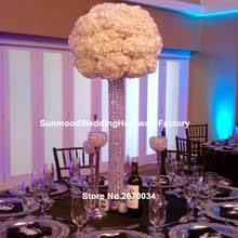 Tall Glass Vase Centerpiece Popular Tall Glass Centerpieces Buy Cheap Tall Glass Centerpieces