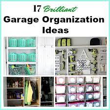 Garage Organization Idea - 17 brilliant garage organization ideas