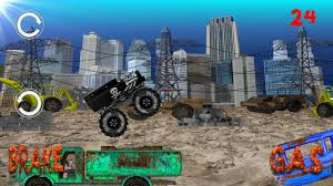 monster truck game videos monster truck junkyard 2 android apps on google play