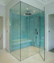 Glass Doors For Shower Bathroom Beautiful Large Atlanta Frameless Glass Shower Doors For