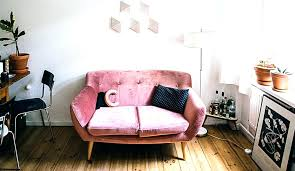 Velvet Sofa Bed Pink Velvet Sofa Bed Reasons To Say A Dash Of Crop Ebay