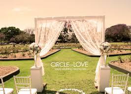 wedding backdrop brisbane circle of brisbane garden wedding locations
