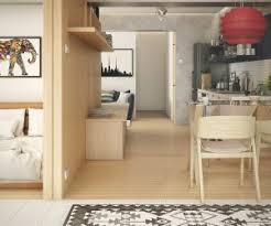House Interior Decoration  Stylish And Peaceful Interior Small - Small homes interior design
