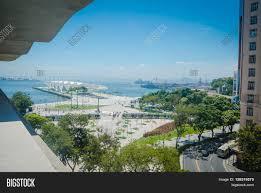 rio de janeiro brasil march 06 2016 museu do amanhã in maua