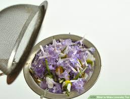 lavender tea 4 ways to make lavender tea wikihow