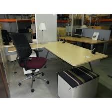 bureau plan de travail plan de travail pour bureau plan de travail compact avec retour