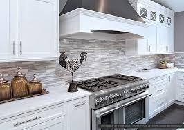 backsplash tile for white kitchen ideas white cabinets kitchen then backsplash gray subway mosaic