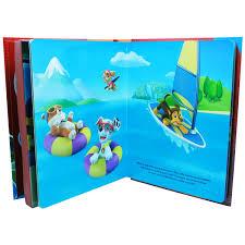 paw patrol u2013 book u0026 blocks u2013 daves deals