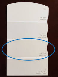 sherwin williams white duck for kitchen cabinets paint