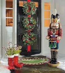 christmas door decorations 35 cool christmas door decorations in order to make your