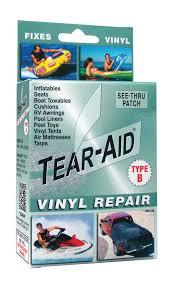 How To Repair Tear In Leather Chair Tear Aid Vinyl Repair Patch Kit U0027s Sporting Goods