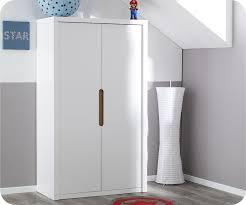 armoire chambre d enfant armoire enfant bow blanche