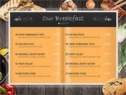 lunch menu template 32 free word pdf psd eps indesign