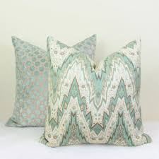 best aqua blue throw pillow covers products on wanelo