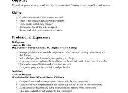 resume objective for promotion resume b2b marketing manager wonderful public relations resume