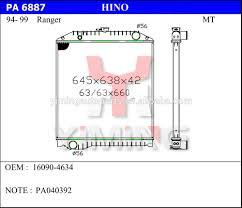 hino ranger parts hino ranger parts suppliers and manufacturers