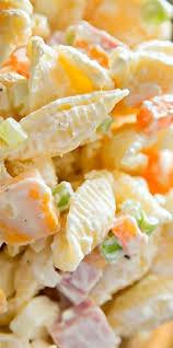 Cold Pasta Salad Recipe Best 25 Cold Pasta Recipes Ideas On Pinterest Pasta Salad