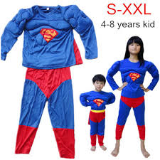 Superman Halloween Costume Toddler Aliexpress Image