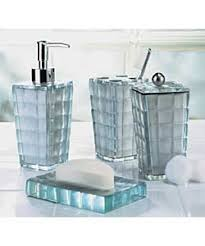 Silver Bathroom Accessories Sets by Mosaic Bathroom Accessories Sets Mosaic Bathroom Accessories